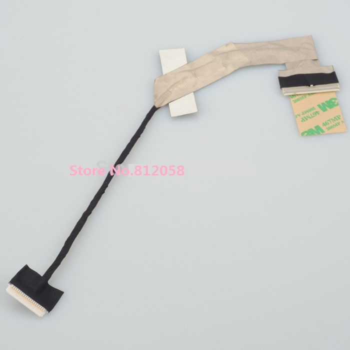 WZSM NEW LCD LVDS Video Cable For ASUS EEE PC 1001 1001HA 1001NA 1005 1005HA 1005HAB 1005PE 1422-00MK000 Free shipping brand new and original lvds lcd cable for asus n45 latop video lcd lvds cable dd0nj4lc100 14g221038001