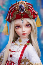 Sd bjd doll 1/3 baby girl Fairyland feeple 60 mirwen resin doll luts kids toys