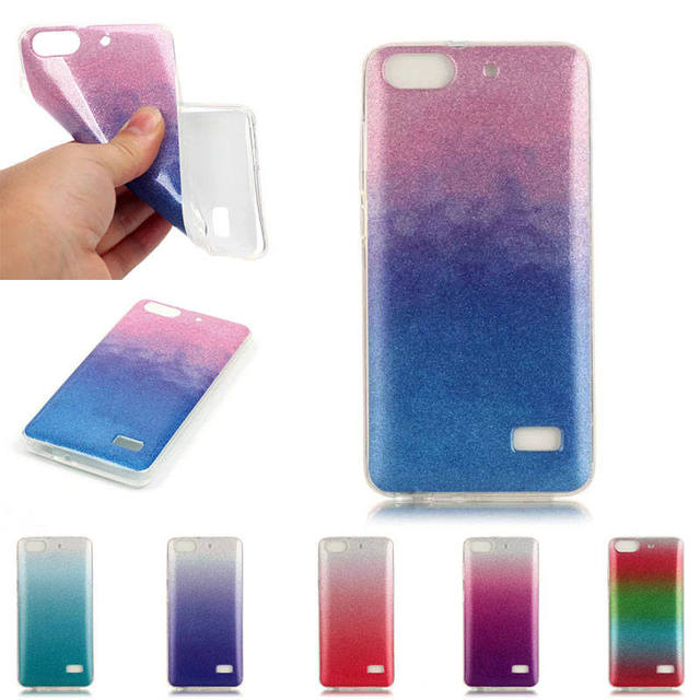 """For Huawei CHM-U01 Case 5.0"""" Luxury Soft TPU Painted Back Cover For Huawei CHM-U01 Huawei Honor 4C Case Silicone Protective Skin"""