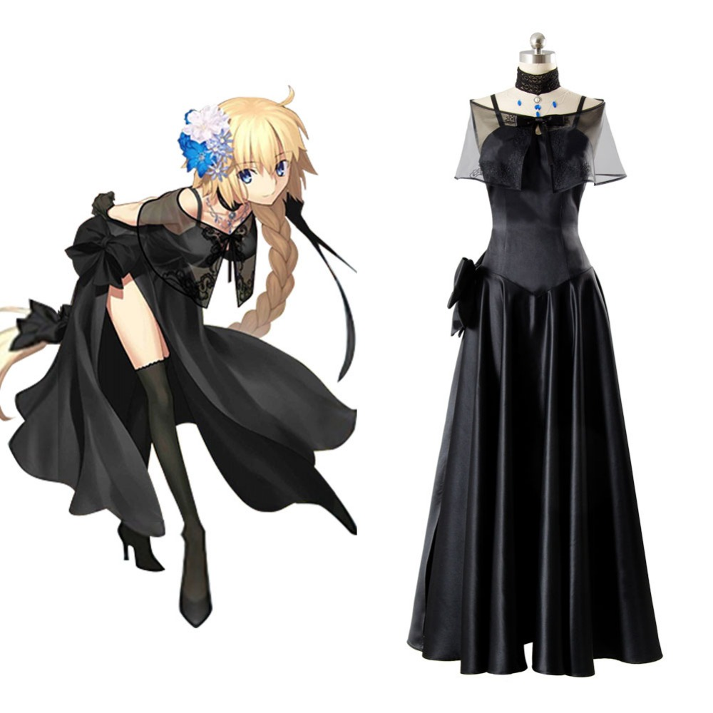 Fate Grand Order Jeanne d'Arc Alter Ruler Two anniversary Cosplay Costume Halloween Carnival costume for adult Full Set