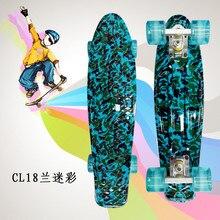 """Peny Bordo 22 """"di Plastica Skateboard Ragazzo Della Ragazza Disponibile"""