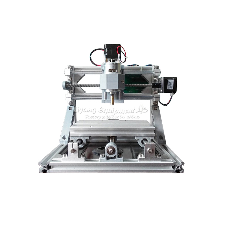 FREE TAX DIY mini cnc router 1610+500mw laser CNC Pcb Milling Machine eur free tax cnc 6040z frame of engraving and milling machine for diy cnc router