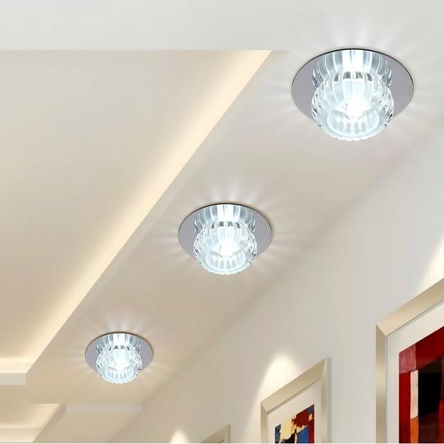Nowoczesne 3 W Led Sufitowe Oprawy Oświetleniowe Salon Schody Alejek