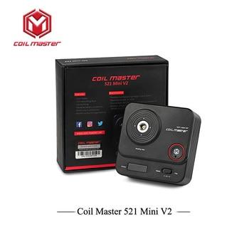 5pcs/lot Original Coil Master 521 mini Tab Handy Compact Device for Electronic Cigarette Accessories Vs Coil Master 521 Tab