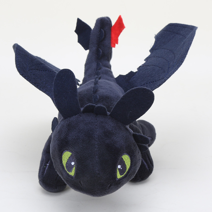 Doll Toothless Train Fury Plush-Toy How Dragon-3-Light 23cm 9-Your