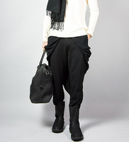 27 44!!Can be customized Men's clothing spring and summer male culottes personality casual ruslana korshunova skorts