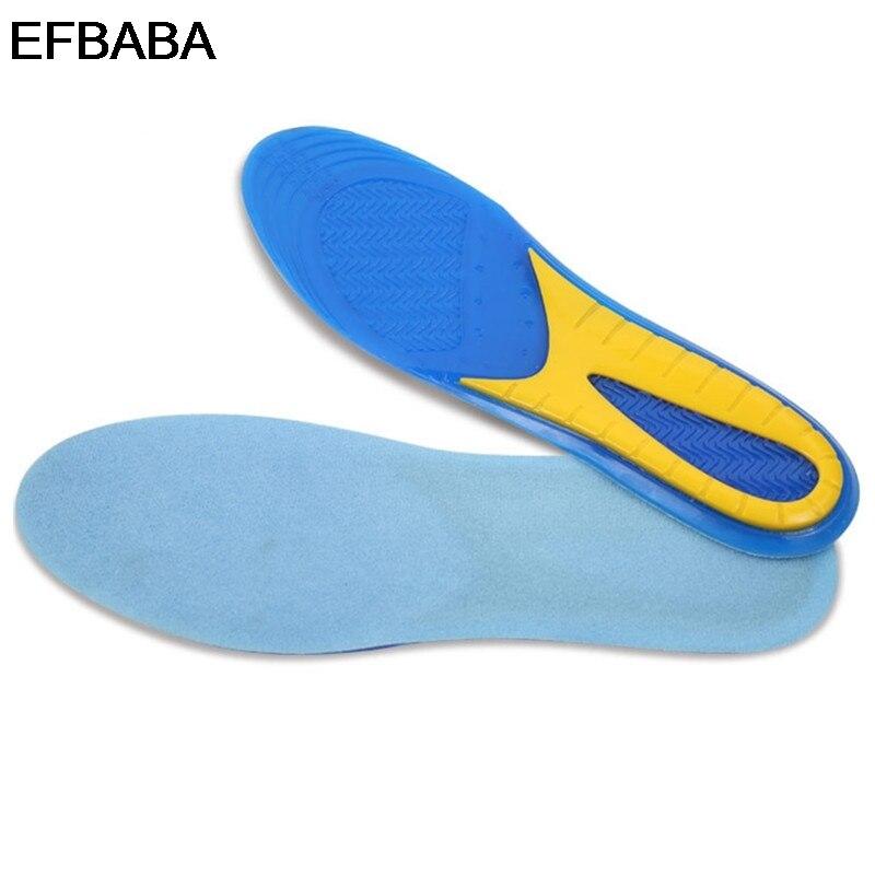 Plantillas de Silicona EFBABA Sudor Absorbente Plantillas de - Accesorios de calzado