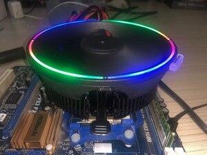 Image 3 - Чехол для компьютера darkFlash Aigo кулер для процессора Алюминиевый 12 В кулер для процессора охлаждающий вентилятор для Intel AM2/AM3/AM4