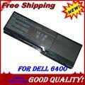 Bateria do portátil para Dell Inspiron 1501 6400 E1505 Latitude 131L PP20L PP23LA 1000 RD859 GD761 UD267 XU937 312 - 0461