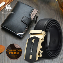 set/sets suit Designer belt mens high quality men Phnom Penh luxury automatic buckle business 100cm-130cm top cow