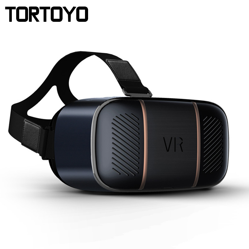 Inteligente todo en uno VR gafas 2 K FHD LCD 360 Panorama Realidad Virtual 3D gafas Gaming casco octa-core core 3 GB + 32 GB Bluetooth HDMI