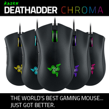 Razer Deathadder Chroma, 10000 DPI gaming mouse, Synapse 2.0, Brand new, Fast free shipping,