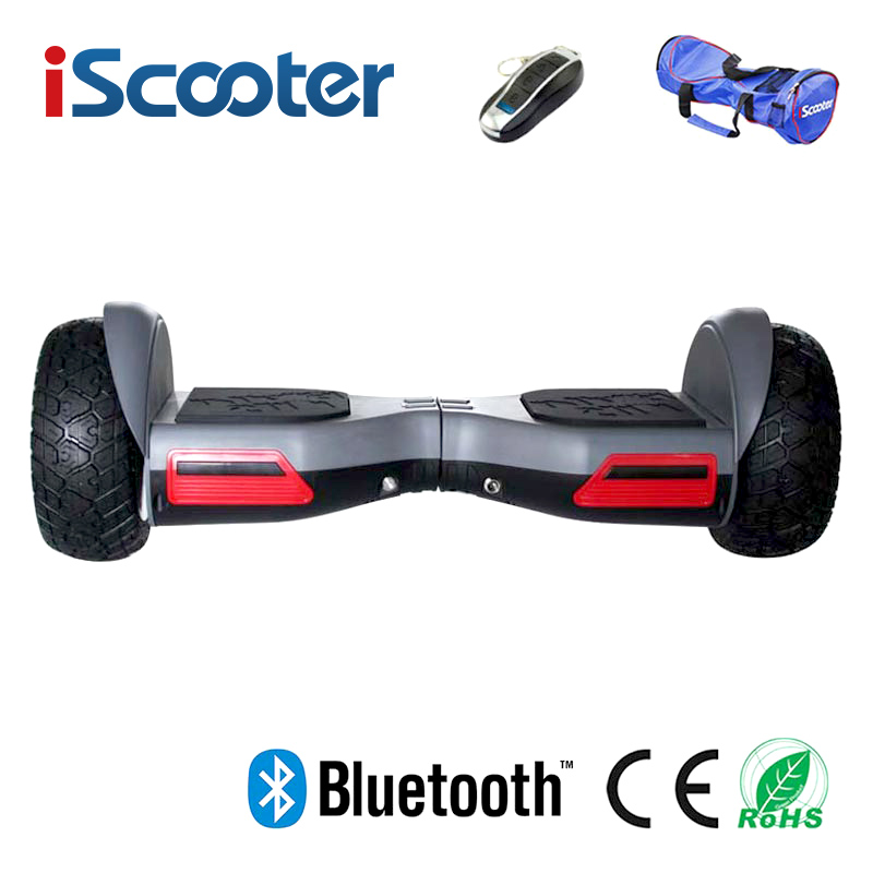 8.5 inch Smart Electric Hoverboard with LED and Bluetooth Speaker 1