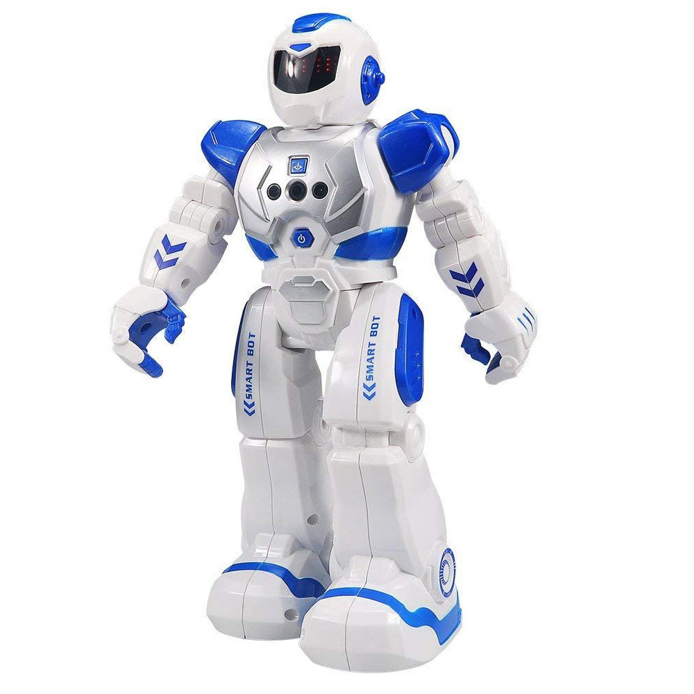 Remote Control Robot For Kids Intelligent Programmable Robot With Infrared Controller Toys,Dancing,Singing,Led Eyes,Gesture Se