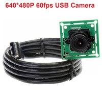 Oem Cmos Ov7725 VGA USB Camera Module For UVCELP USB30W02M L12