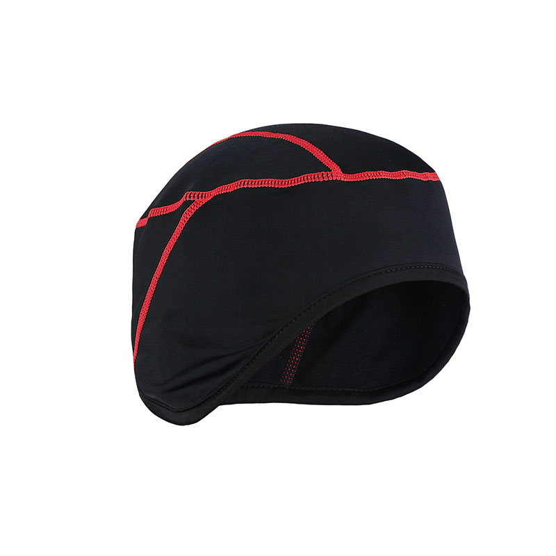 ARSUXEO Cycling Caps touca casquette sudadera hombre Winter Warm Up Fleece MTB Bike Bicycle Hat Sports Running Caps headband Cap