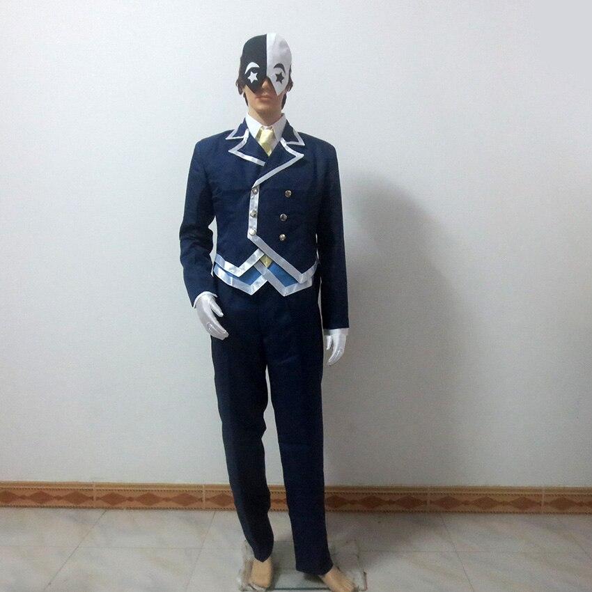 Kono Subarashii Sekai ni Shukufuku o! KonoSuba Kazuma Banil Cosplay Costume Custom Made All Size