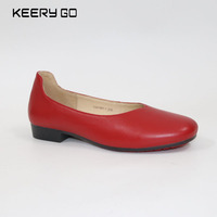 17 Years Of New High End Leather Luxury Women S Shoes Are Comfortable For 35 41