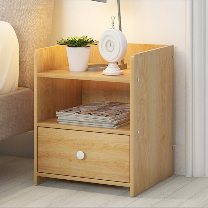 Minimalist Interior Design Bedroom Bedroom Cabinet Design Images Bedroom Sets Images Bedroom Themes: Minimalist Modern Nightstand Home Furniture Wood Table De