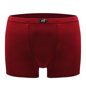 Image 5 - 7pcs/lot Brand Modal Boxer Men Underwear Colorful Modal Man Short Solid Flexible Shorts Boxer Pure Color Male Pants Sets