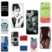 R Style of Painting 2018 in Magazine stack pattern Soft Phone Case Anti-knock For iPhone 5 se6 6s 7 7p 8 X mobile phone bags