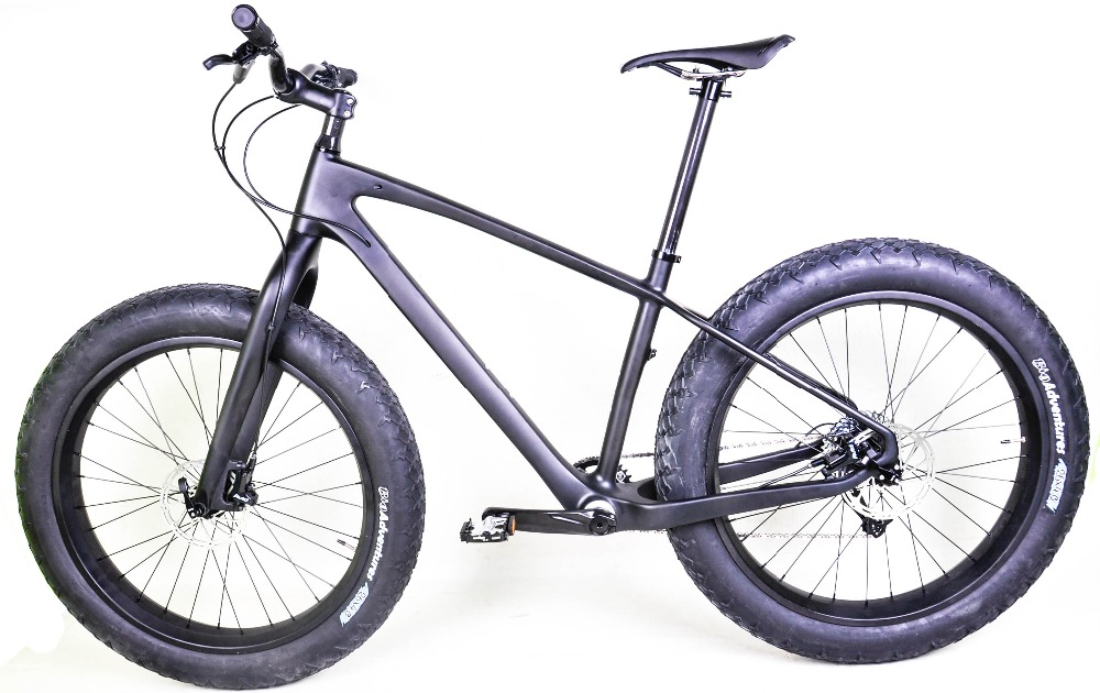 Buy Carbon Fat Bike And Get Free Shipping On