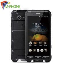 Ulefone Armor Mobile Phone 4.7″ IP68 Waterproof Android 6.0 Mobile Phone MTK6753 Octa Core 3GB RAM 32GB ROM 13MP Camera Phone