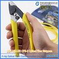 Pelacables Para Pelar 125 Micras de Fibra Cable De Fibra Óptica Original, doble-alicates de punta, fórceps Miller, Herramientas FTTH, CFS-2