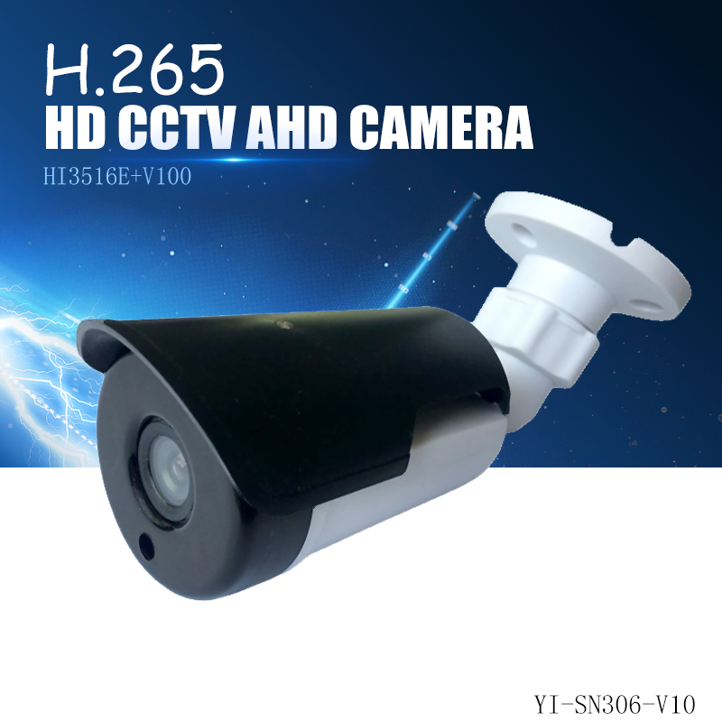 YiiSPO 1080P IP Camera HD H.265 2.0MP outdoor waterproof Night Vision HI3516E+V100 XMeye P2P CCTV camera ONVIF phone view