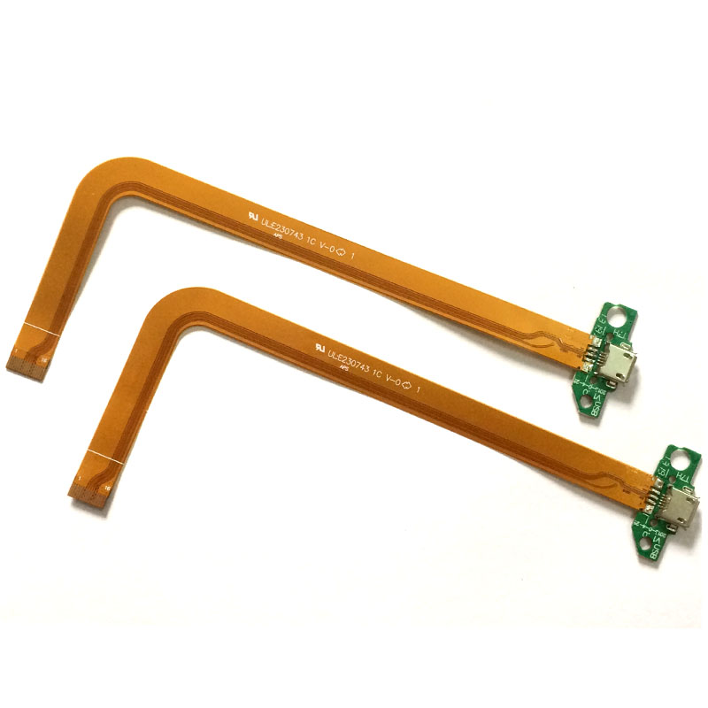 For HP Slate 7 USB Charging Charger Connector Dock Port Slate7 Rear Back Flex Cable Ribbon Replacement Part  New625