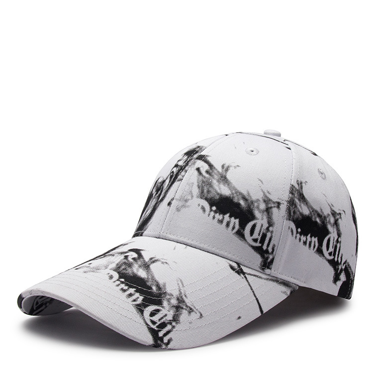 d6cb5b9b47be3 2018 New Long Brim Camouflage Casquette Baseball Cap Golf Trucker Hat  Graffiti Casquette Ny Men Casquette Femme Caps-in Baseball Caps from  Apparel ...