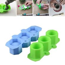 Silicone Mold Geometric Polygonal Concrete Flower Pot Vase Cup