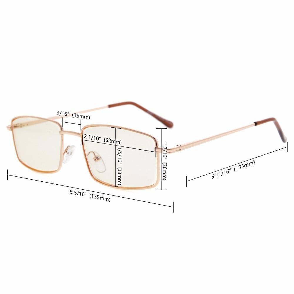 98fbfcaea6 R092 eyekepper lectores calidad bisagras de resorte Gafas para leer +  0.5/0.75/1.0