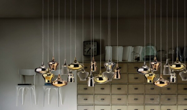 nostalgia cluster 14 lights dima loginoff studio italia design led pendant light lighting i