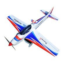50E/50 класс 1380 мм размах крыльев EPO F3A электрический комплект самолетов с фиксированным крылом RC