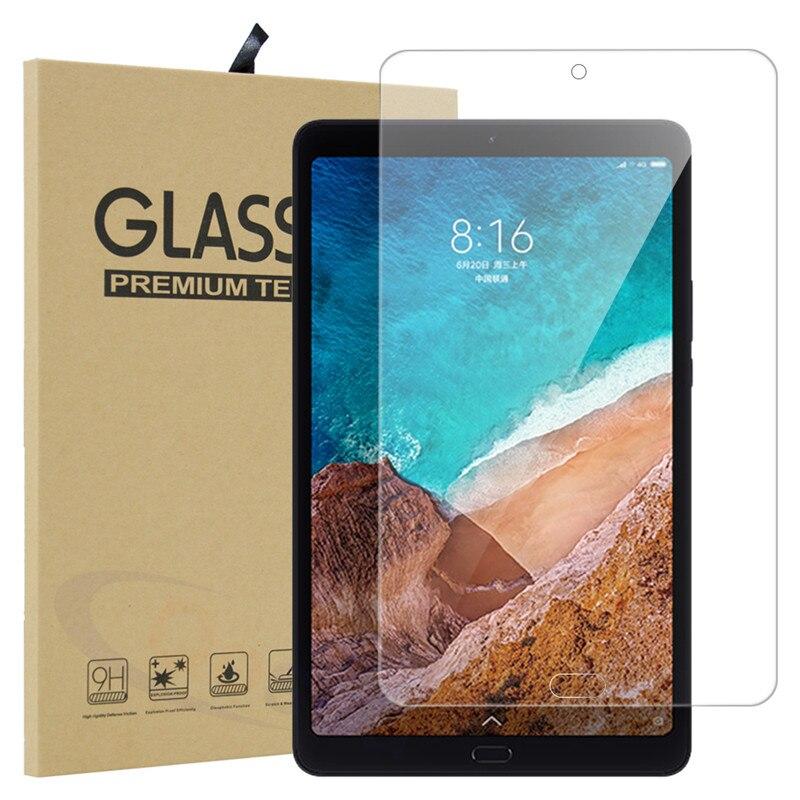 Qosea Pour Xiao mi mi Pad 4 Plus Verre Trempé Explosion preuve Tablette De Protection Film Pour Xiao mi mi Pad 4 4 Plus Protecteur D'écran