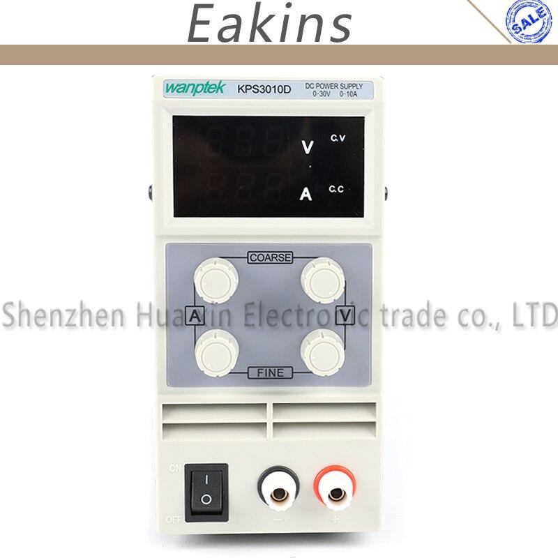 KPS3010D Mini LED numérique réglable DC alimentation 0 ~ 30 V 0 ~ 10A alimentation à découpage 0.1 V/0.01A pour la réparation de téléphone - 2