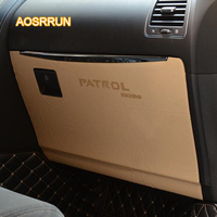 Co Pilot Lockers Cover The Leather Glove Box To Protect The Skin Cover Car Accessories For