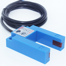 U-Groove E3s-gs30c1-c2 Infrared Switch Induction DC Third Line E4 Photoelectric Sensor 30MM