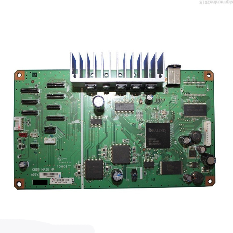 Original 1400 Motherboard Main board For Epson 1400 R1400 printer original c670 c675 motherboard h000033480 bs r tk r main board 08na 0na1j00 50% off shipping 100% test 45 days warranty