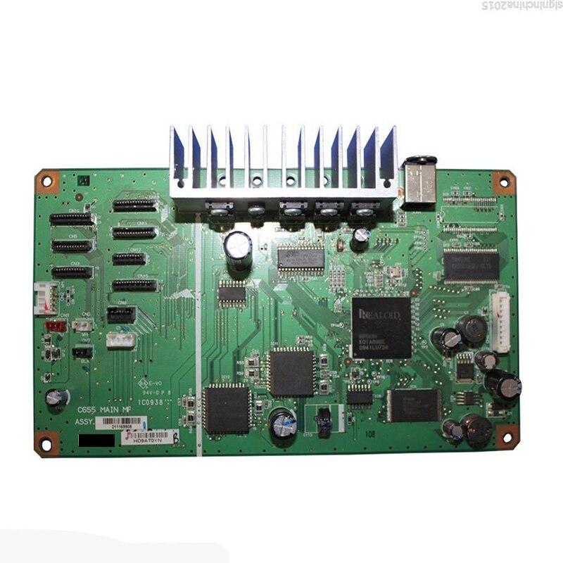 bilder für Original 1400 Motherboard Mainboard Für Epson 1400 R1400 drucker