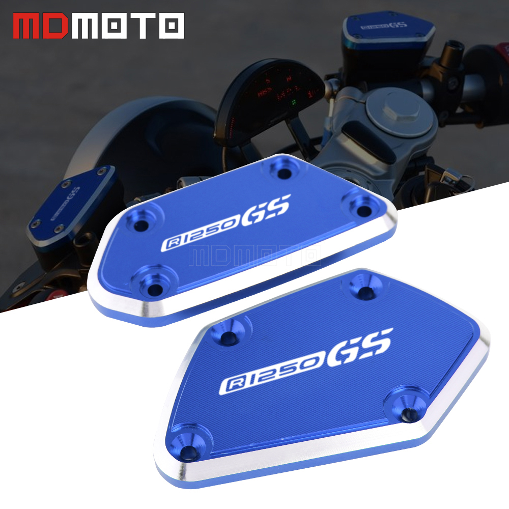 For BMW R1250GS R 1250GS R1250 GS 2018 2019 Motorcycle CNC Aluminum Front Brake Clutch Fluid