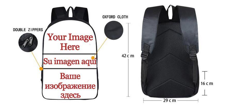 School Bag Miraculous Ladybug Cat Noir Backpack Children Combination Bookbag  Boys Girls School Backpack Daily Mochila 272846767ab88