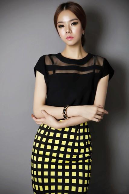 2018 Summer Ladies Black Tops Chiffon Shirts Blouses Women Sheer Cheap Clothes China Femininas Camisas Clothing Female Plus Size