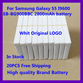 Free shipping for Samsung Galaxy S5 EB-BG900BBC I9600 G900 G9006V G9008V Brand battery Capacity Battery 2800mAh 20PCS/LOT