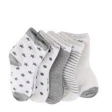 SIRENXI Baby Cotton Socks
