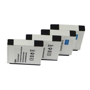 Image 2 - 1200mAh NP 50 FNP50 NP50 KLIC 7004 D Li68 Batteria per Fujifilm X10 X20 XF1 F50 F75 F665 F775 F900 EXR F505 f305 F85 F200 F100