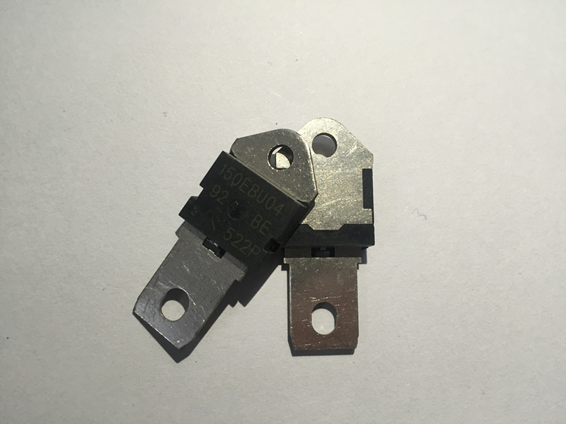 Free Shipping 5pcs/lot 150EBU04 150EBU04PBF DIODE GEN <font><b>400V</b></font> 150A new original stock image