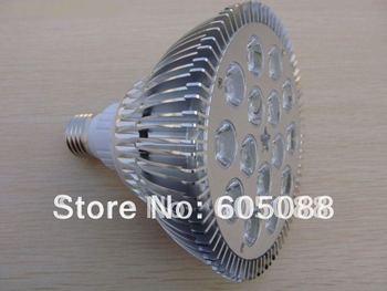 Высокое качество Epistar 15 Вт par38 светодиодные лампочки, 1500lm, E27, AC100-240v, срок службы> 50, 000hrs, 40 шт./лот опт и розница, бесплатная доставка