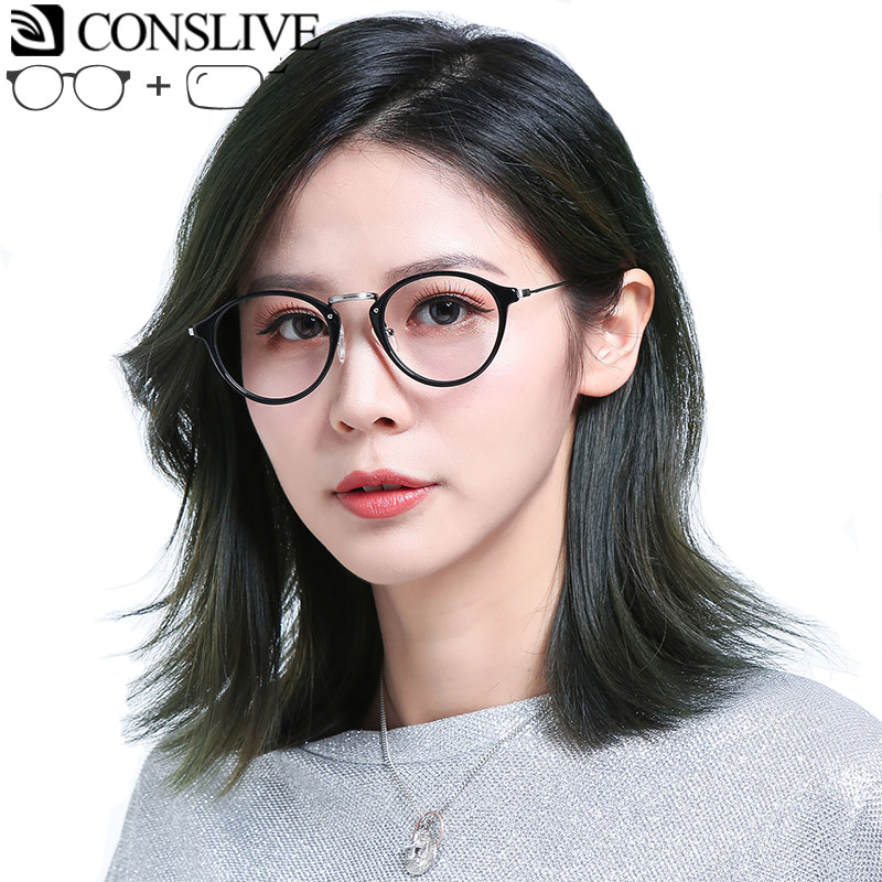 Blue Light Blocking Glasses Women Men Anti Blue Ray Glasses Computer Gaming Eyeglasses Myopia Optical Spectacles Frames